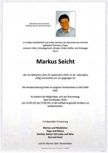 Markus Seicht