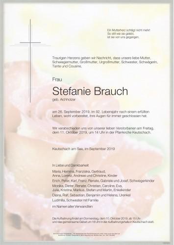 Stefanie Brauch
