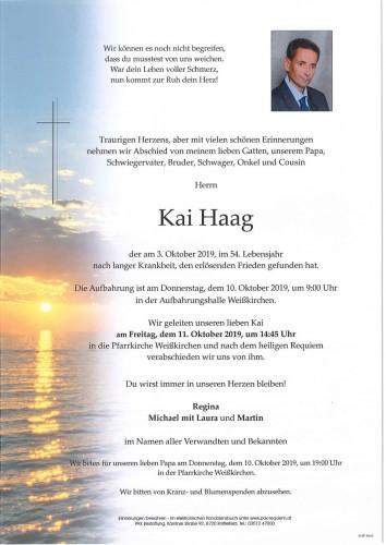 Kai Haag