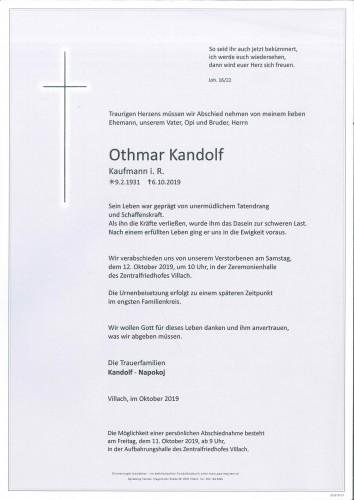 Othmar Kandolf