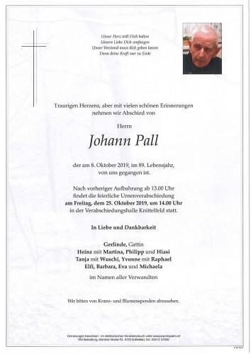 Johann Pall