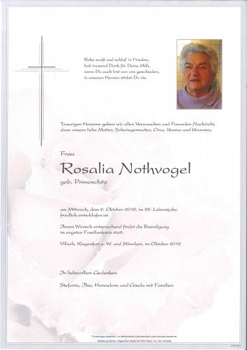 Rosalia Nothvogel
