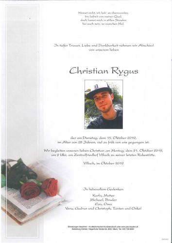 Christian Rygus