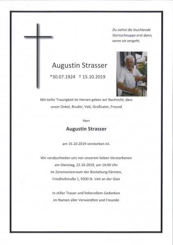 Augustin Strasser