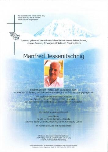 Manfred Jessenitschnig