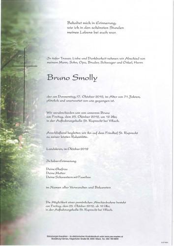 Bruno Smolly