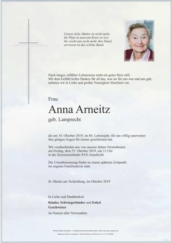 Anna Arneitz
