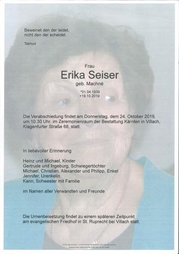 Erika Seiser