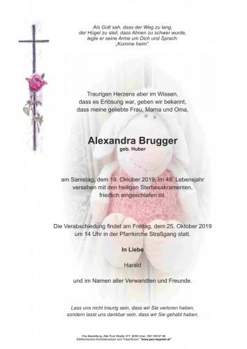 Alexandra Brugger