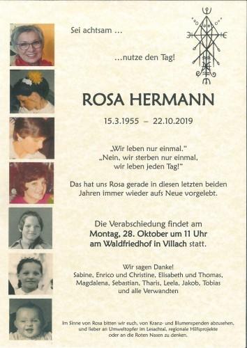 Rosa Hermann