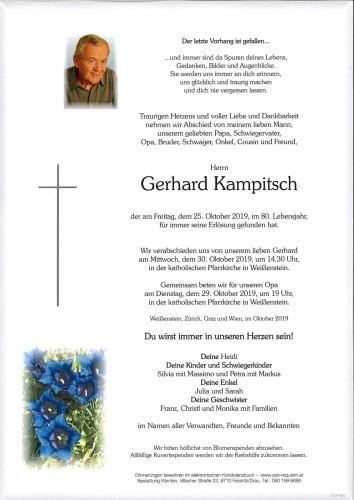 Gerhard Kampitsch