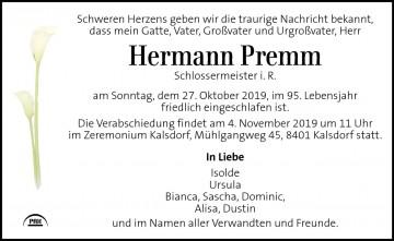 Hermann Premm