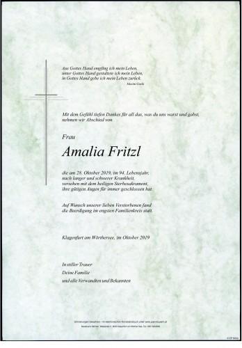 Amalia Fritzl