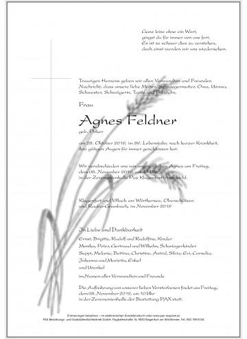 Agnes Feldner