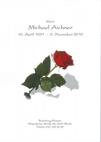Michael Aichner
