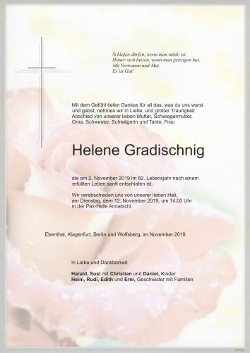 Helene Gradischnig