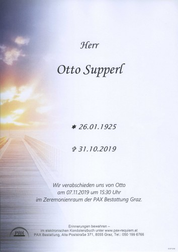 Otto Supperl
