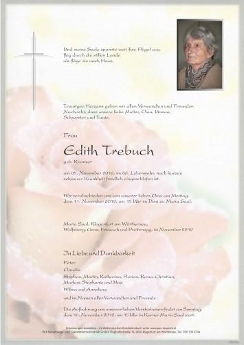 Edith Trebuch