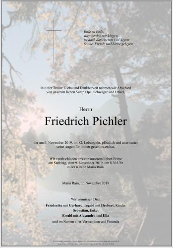 Friedrich Pichler
