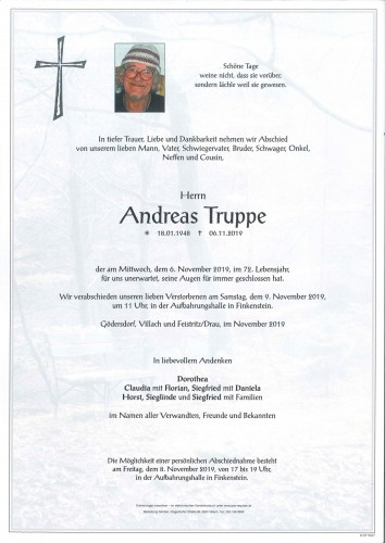 Andreas Truppe