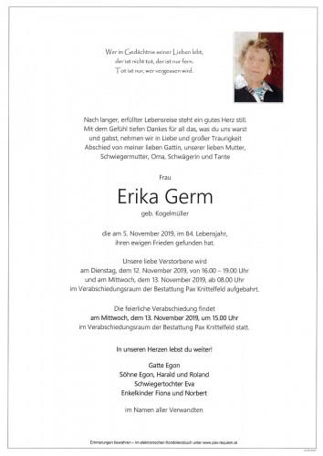 Erika Germ