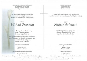 Michael Primosch