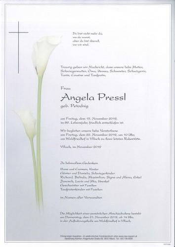 Angela Pressl