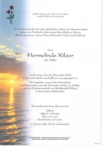 Hermelinde Kilzer