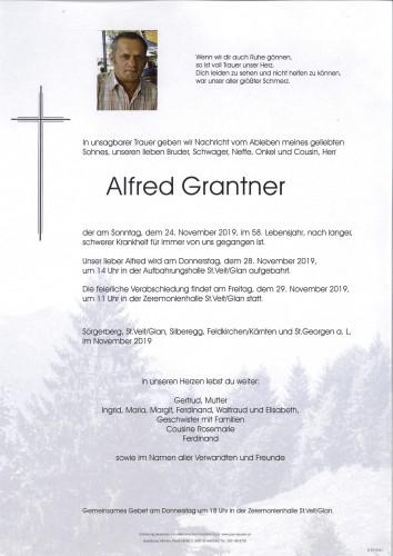 Alfred Grantner
