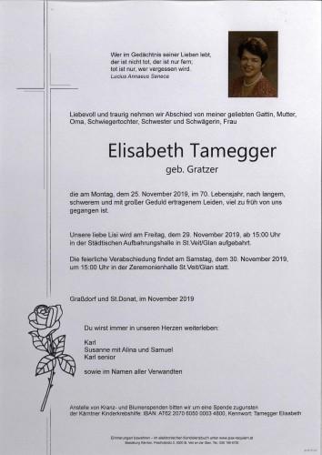 Elisabeth Tamegger