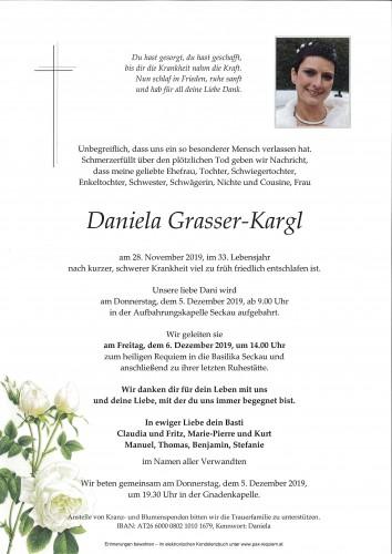 Daniela Grasser-Kargl