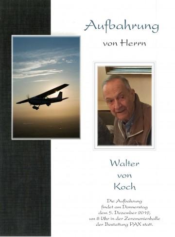 Walter von Koch