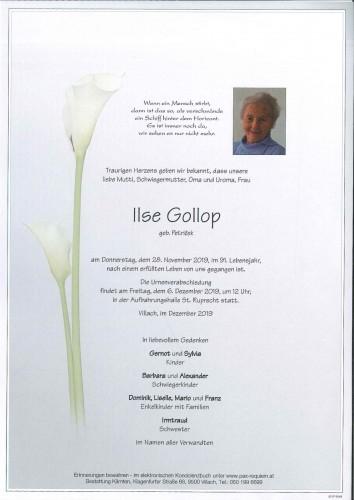 Ilse Gollop