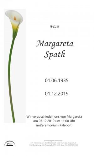 Margareta Spath