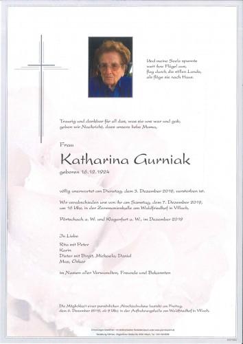 Katharina Gurniak