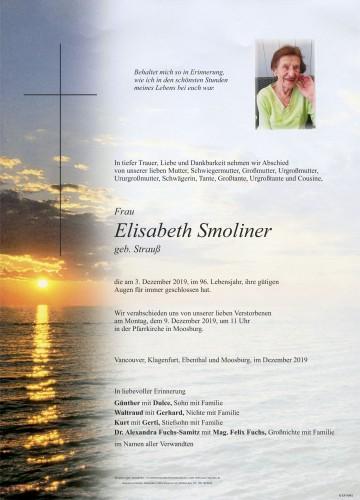 Elisabeth Smoliner