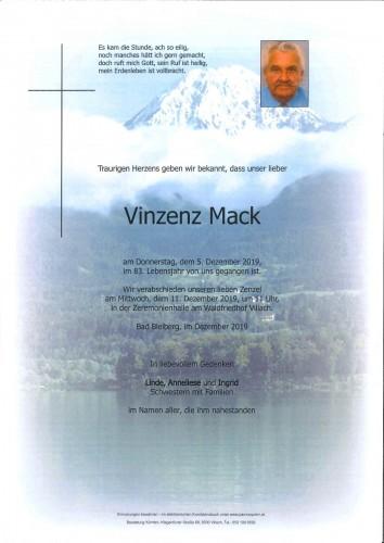 Vinzenz Mack