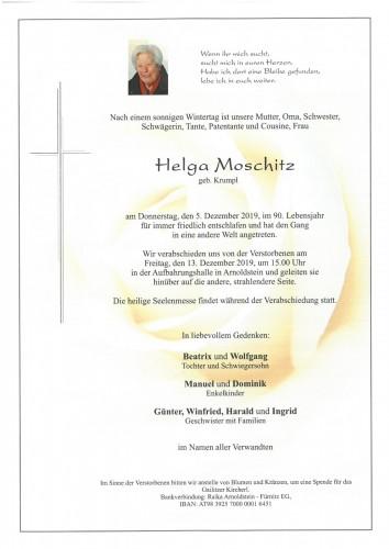 Helga Moschitz