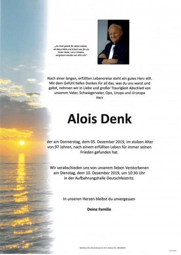 Alois Denk