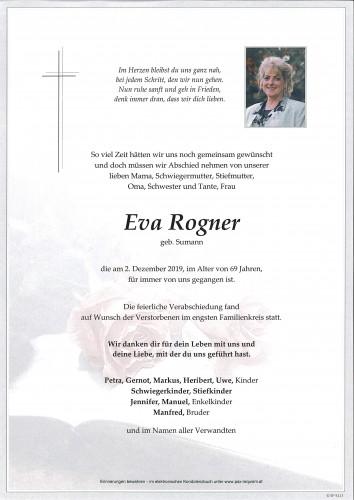 Eva Rogner