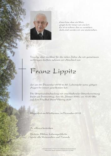 Franz Lippitz
