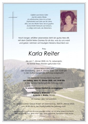 Karla Reiter