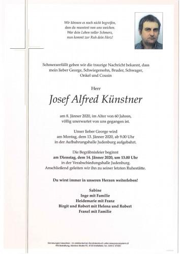 Josef Alfred Künstner