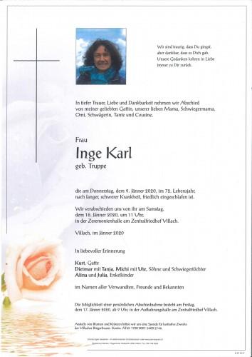 Ingeborg Karl
