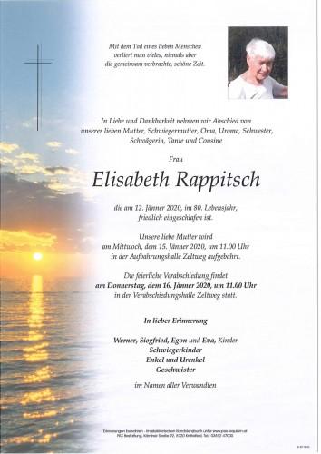Elisabeth Rappitsch