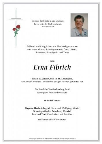 Erna Fibrich