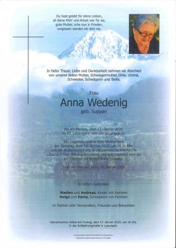 Anna Wedenig