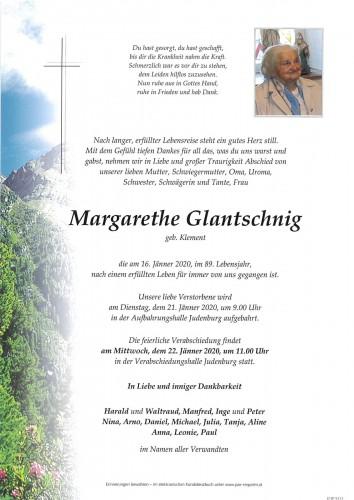 Margarethe Glantschnig