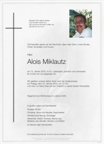 Alios Miklautz