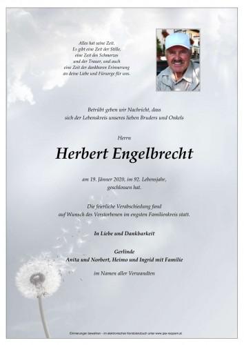 Herbert Engelbrecht